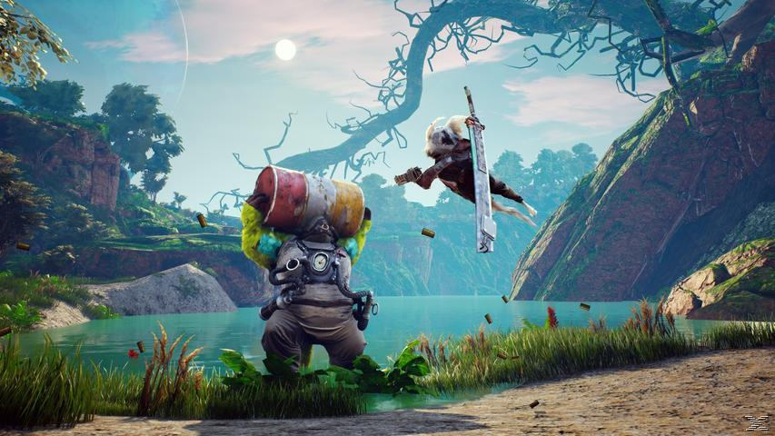 Biomutant Collector's Edition UK/FR PS4