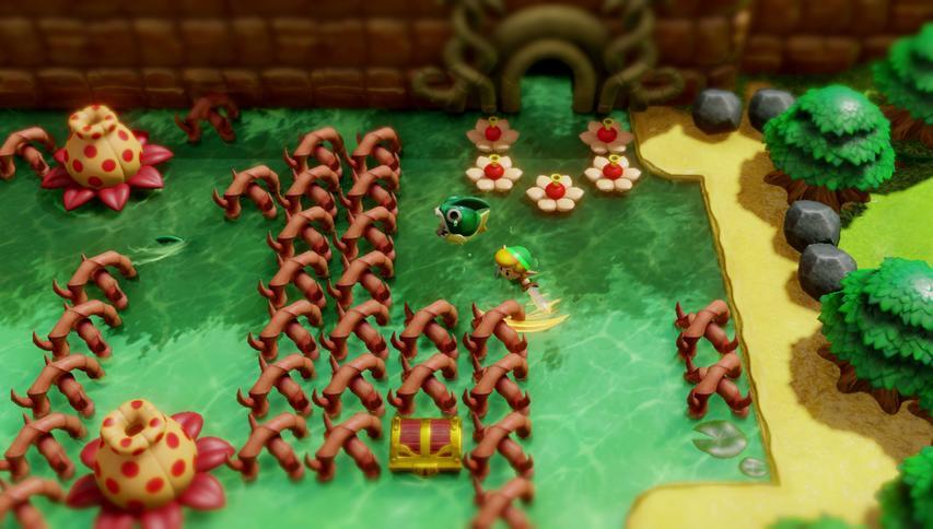 Legend Of Zelda: Link's Awakening FR Switch