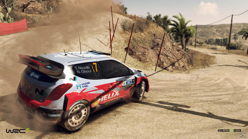WRC 5 (Software Pyramide) - Xbox One