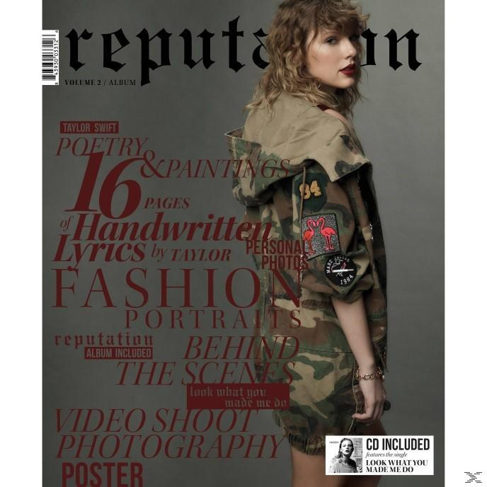 REPUTATION DLX ED VOL. 2