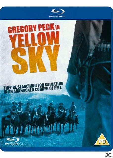 YELLOW SKY ( BLU RAY)