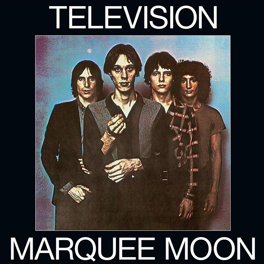 MARQUEE MOON (2LP COLOURED)