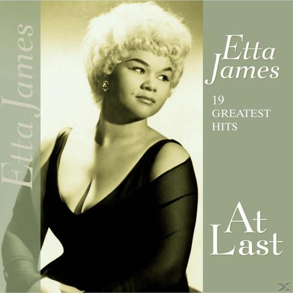 AT LAST: 19 GREATEST HITS (LP)