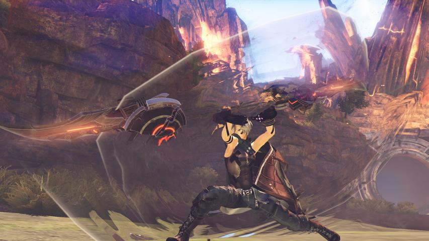 God Eater 3 PlayStation 4