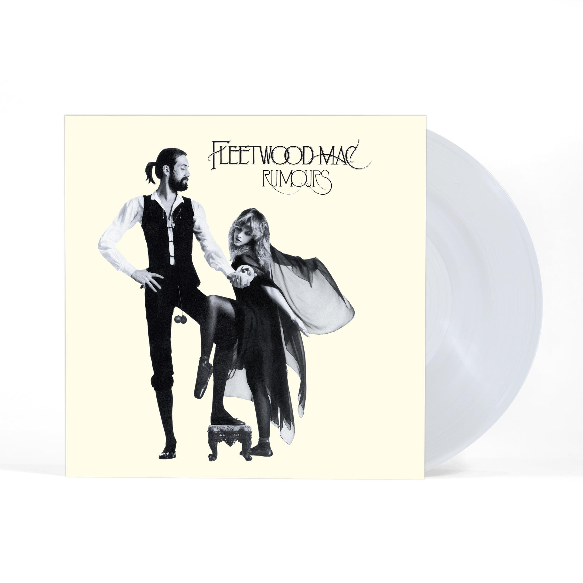 RUMOURS (LP CLEAR LIMITED)