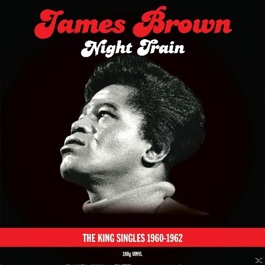 NIGHT TRAIN THE KING SINGLES 1960 - 1962