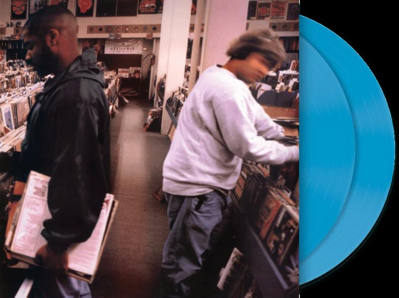 ENDTRODUCING (COLOURED 2LP)