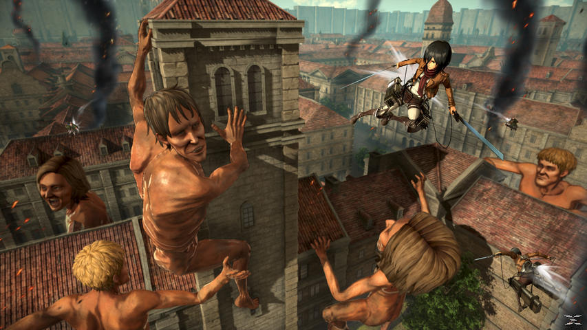 AoT 2 (based on Attack on Titan) - Xbox One