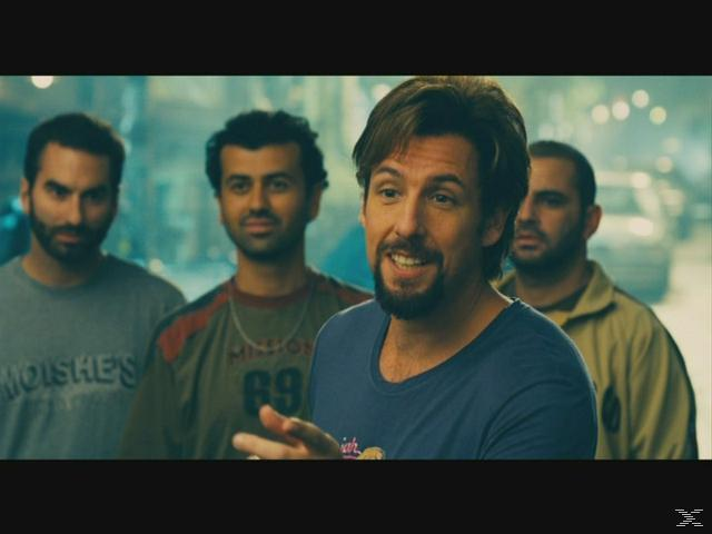 Leg dich nicht mit Zohan an (Unrated Version) - (Blu-ray)