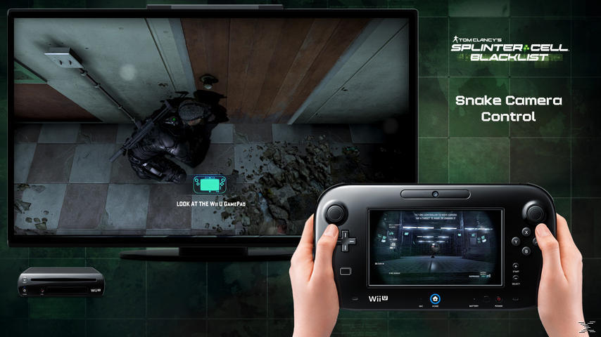 Tom Clancy's Splinter Cell: Blacklist - Nintendo Wii U