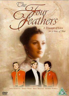 FOUR FEATHERS (DVD)