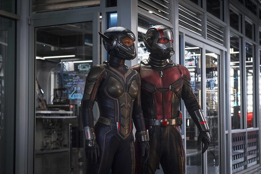Ant-Man and the Wasp - (4K Ultra HD Blu-ray + Blu-ray)