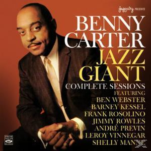 """jazz Giant"" - Complete Sessions"