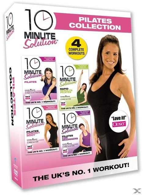 10 MINUTE SOLUTION: PILATES COLLECTION