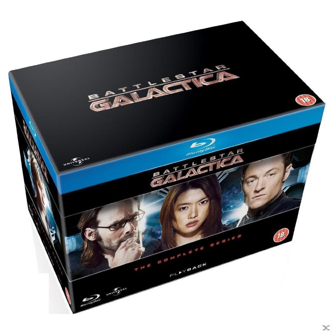 Battlestar Galactica: The Complete Series Limited Edition