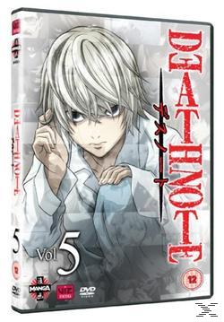 Death Note Volume 5