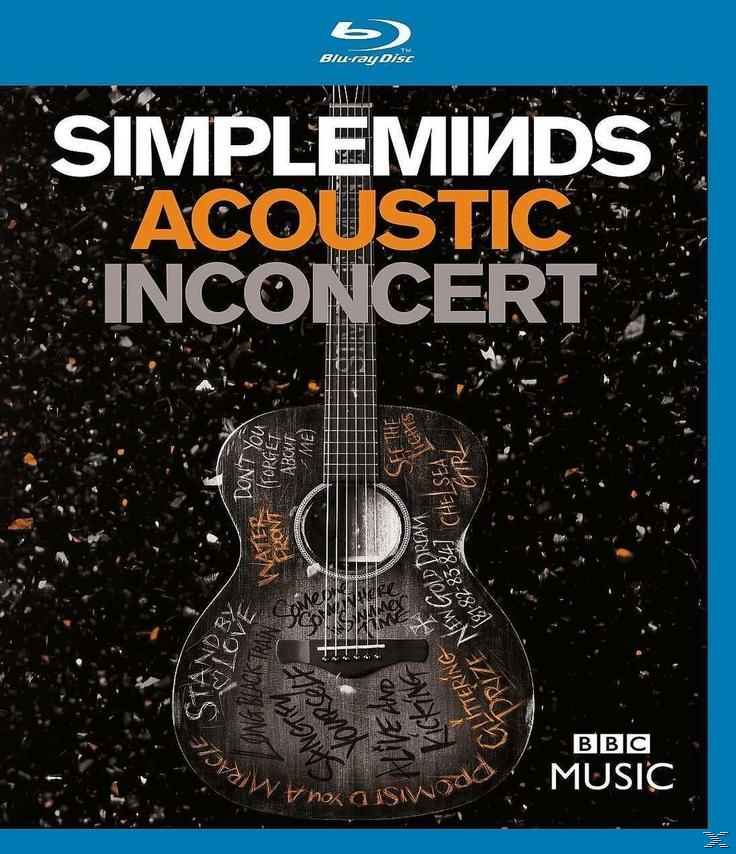 ACOUSTIC IN CONCERT (BLU RAY)