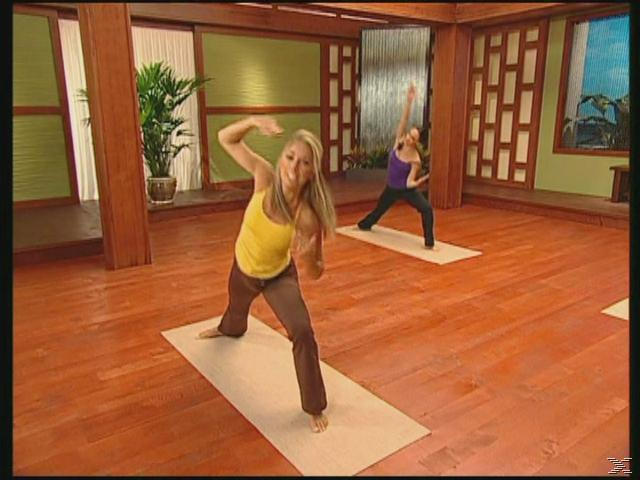 HOT BODY WORKOUT - (DVD)