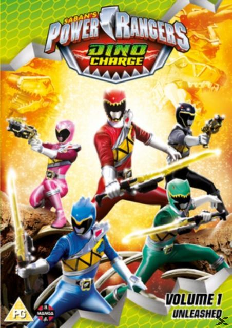 POWER RANGERS DINO (DVD)
