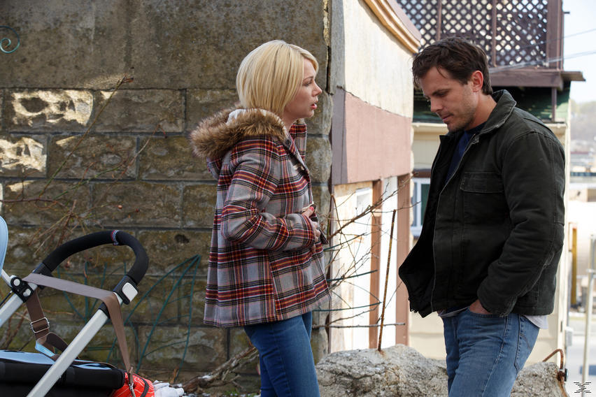 Manchester by the Sea - (Blu-ray)