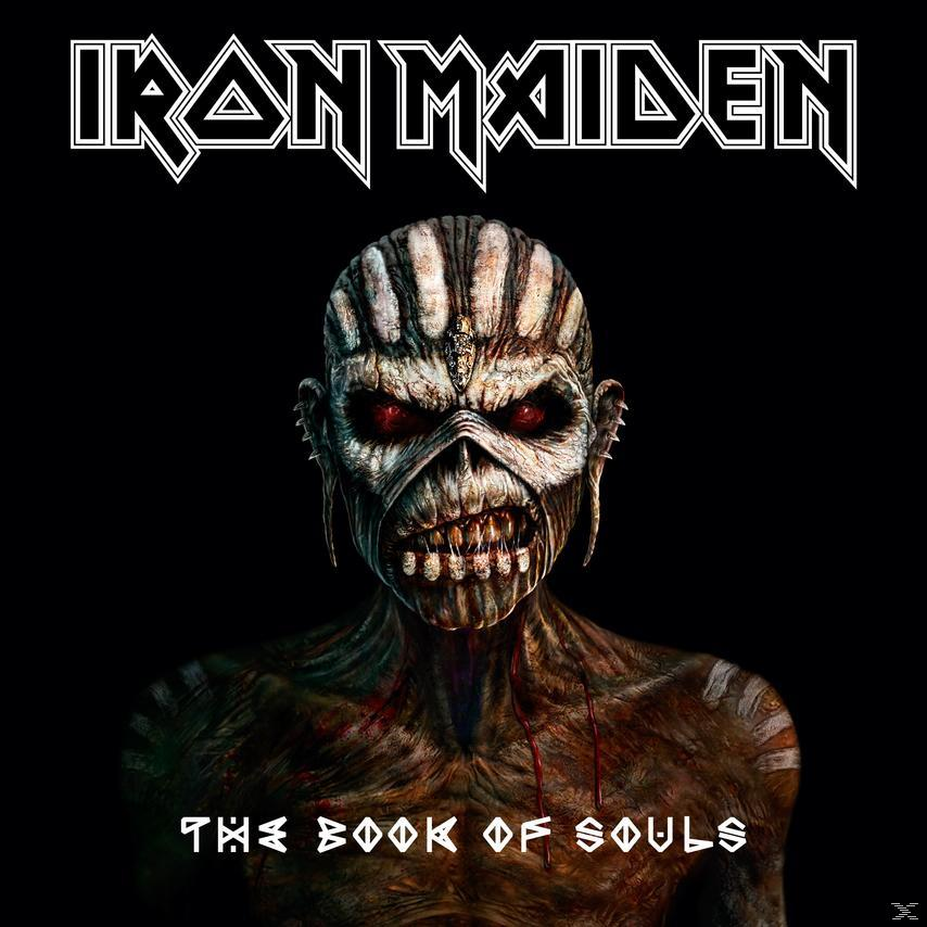 THE BOOK OF SOULS (2CD DLX ED)