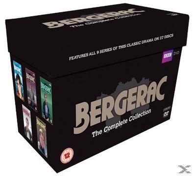 Bergerac - The Complete Collection DVD-Box