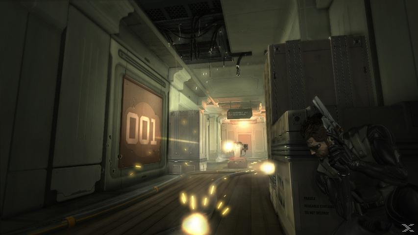 Deus Ex: Human Revolution Director's Cut - PC