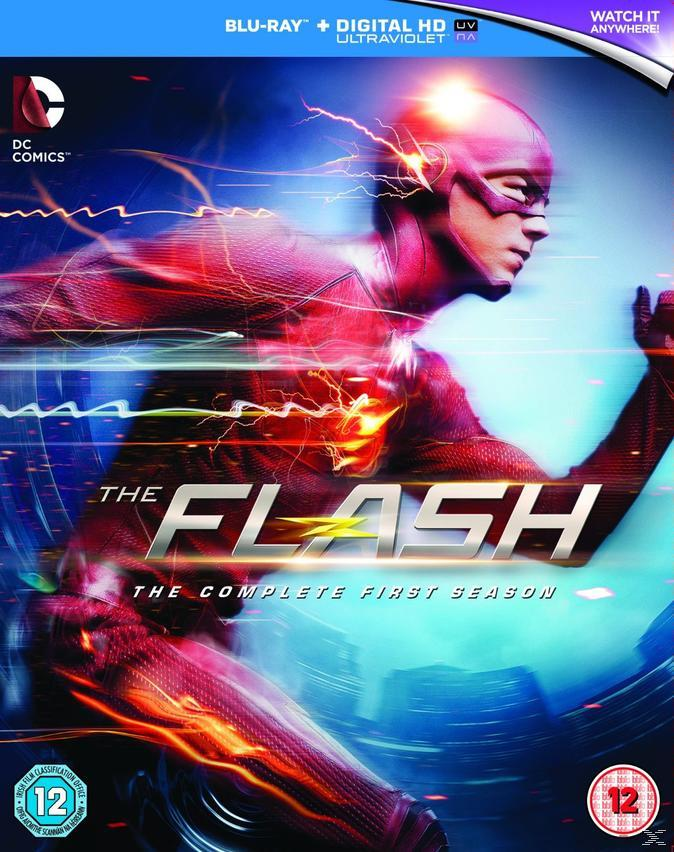 FLASH S1[BLU RAY]