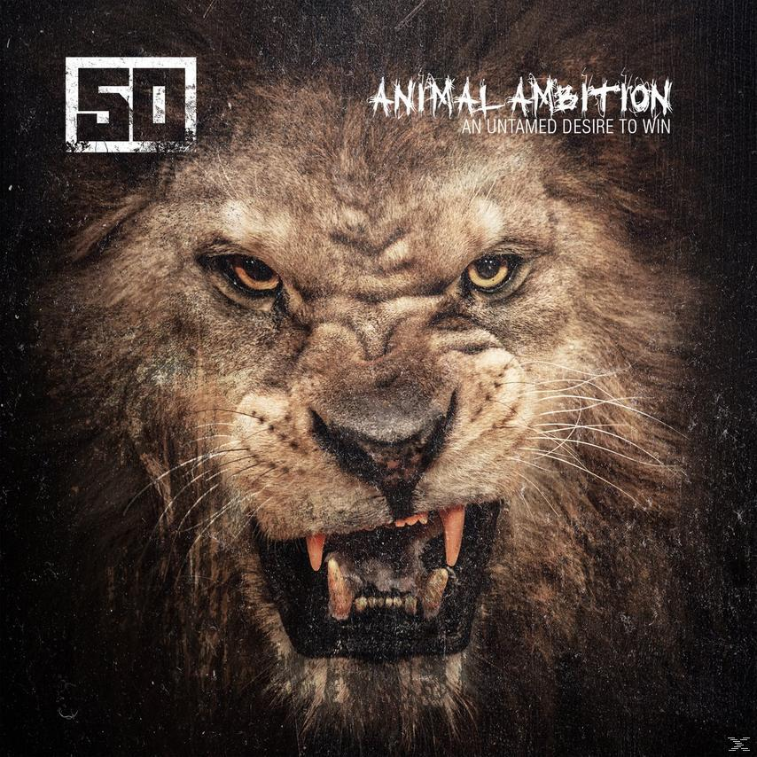 ANIMAL AMBITION: AN UNTAMED…(CD+DVD)