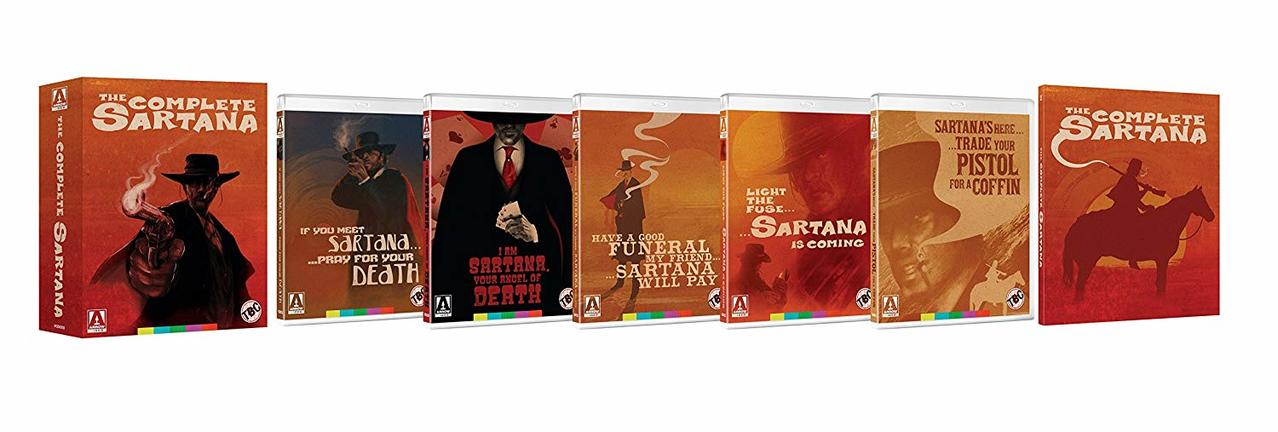 The Sartana Collection