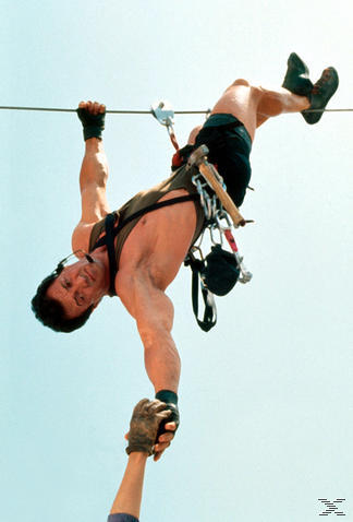 Cliffhanger-25th Anniversary Edition - (DVD)