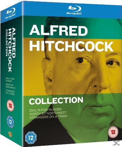 HITCHCOCK COLLECTION [BLU RAY]
