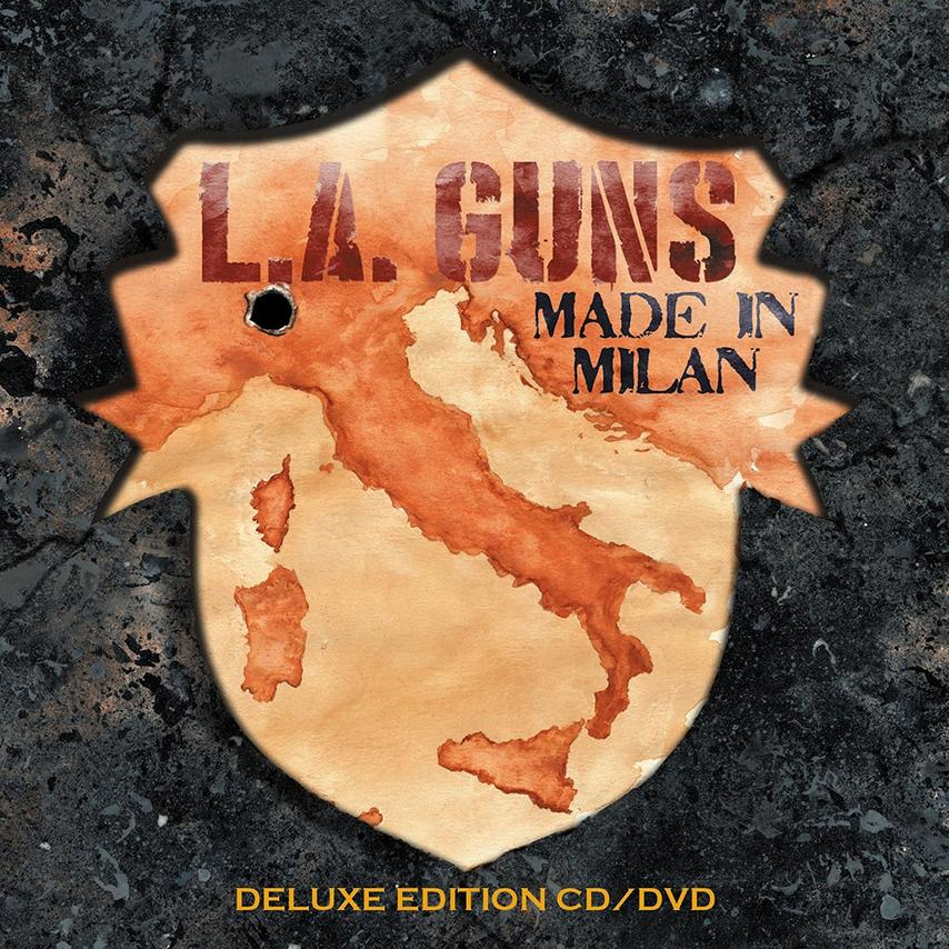 MADE IN MILAN (BLURAY)