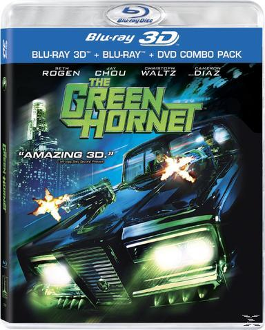 The Green Hornet 3D-Edition