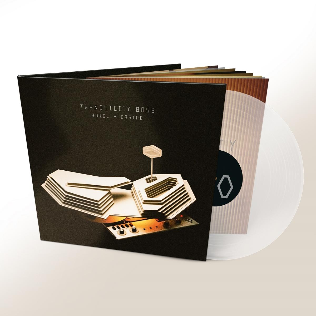 TRANQUILITY BASE HOTEL & CASINO (LP+CD)