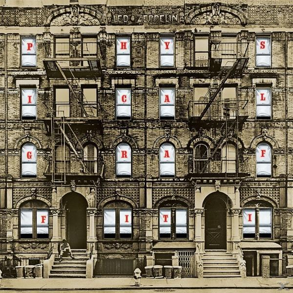 PHYSICAL GRAFFITI (2LP)