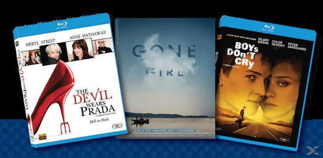 GONE G-DEVIL WEARS PR-BOYS D[BLU RAY]