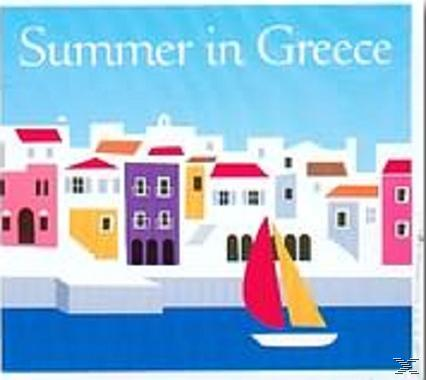 SUMMER IN GREECE