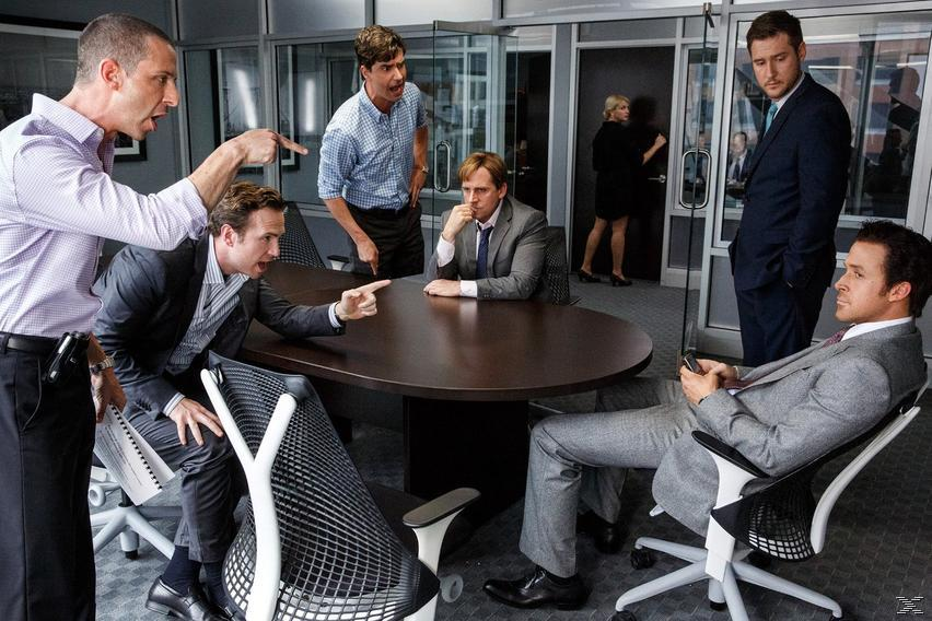 The Big Short : Le Casse du siècle Blu-ray