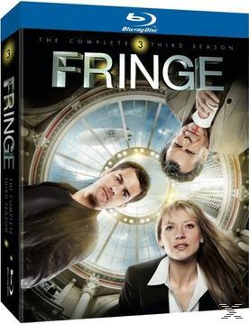 Fringe - The Complete Third Season Bluray Box