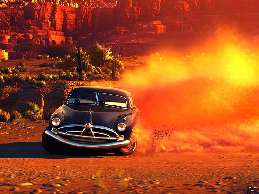 - Cars Quatre Roues DVD