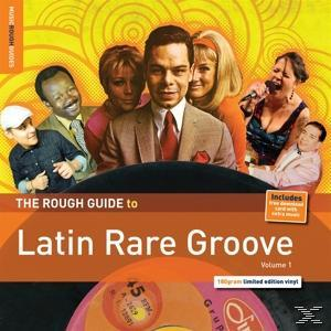 ROUGH GUIDE TO LATIN (LP)