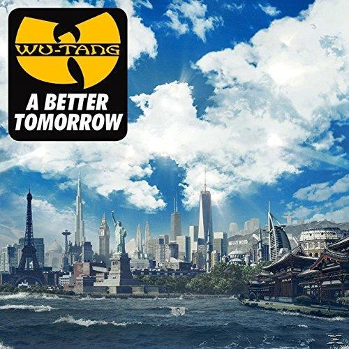 A BETTER TOMORROW (LP)
