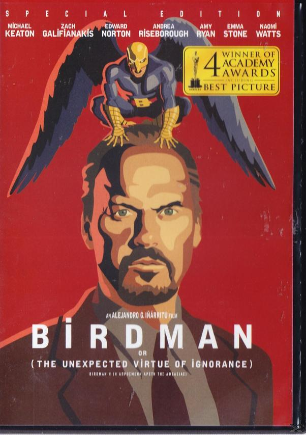 BIRDMAN[OR THE UNEXPECTED VIRTUE OF IGNO