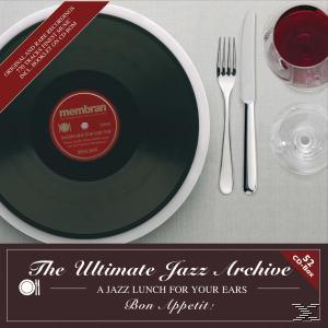 The Ultimate Jazz Archive - A Jazz Lunch For Your [Box-Set]