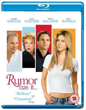 Rumor Has It (Blu Ray Dvd)