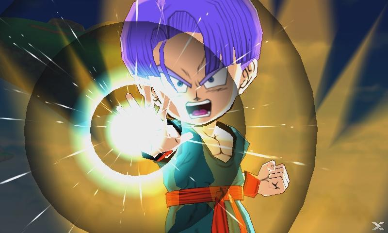 3DS - Dragon Ball Fusion /D