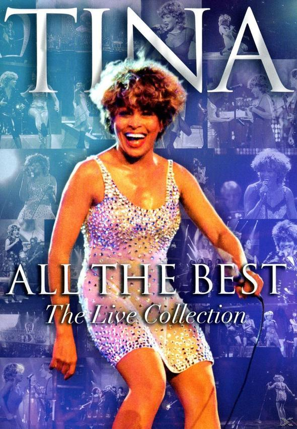 All The Best The Live Collection