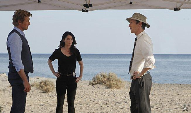 The Mentalist - Seizoen 5 - DVD