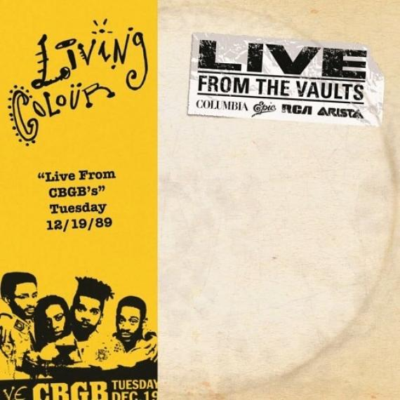 LIVE FROM CBGBS (RSD EXCLUSIVE) (2LP)